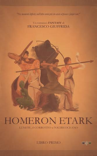 "Book Trailer: ""Homeron Etark"""
