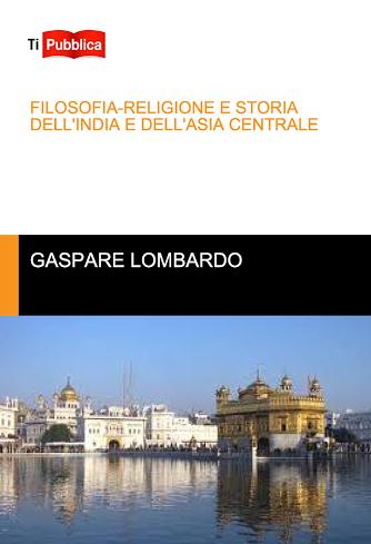 Filosofia-religione e storia dell'India e dell'Asia centrale