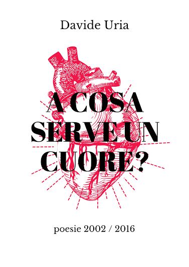 "In uscita: ""A cosa serve un cuore?"" di Davide Uria"