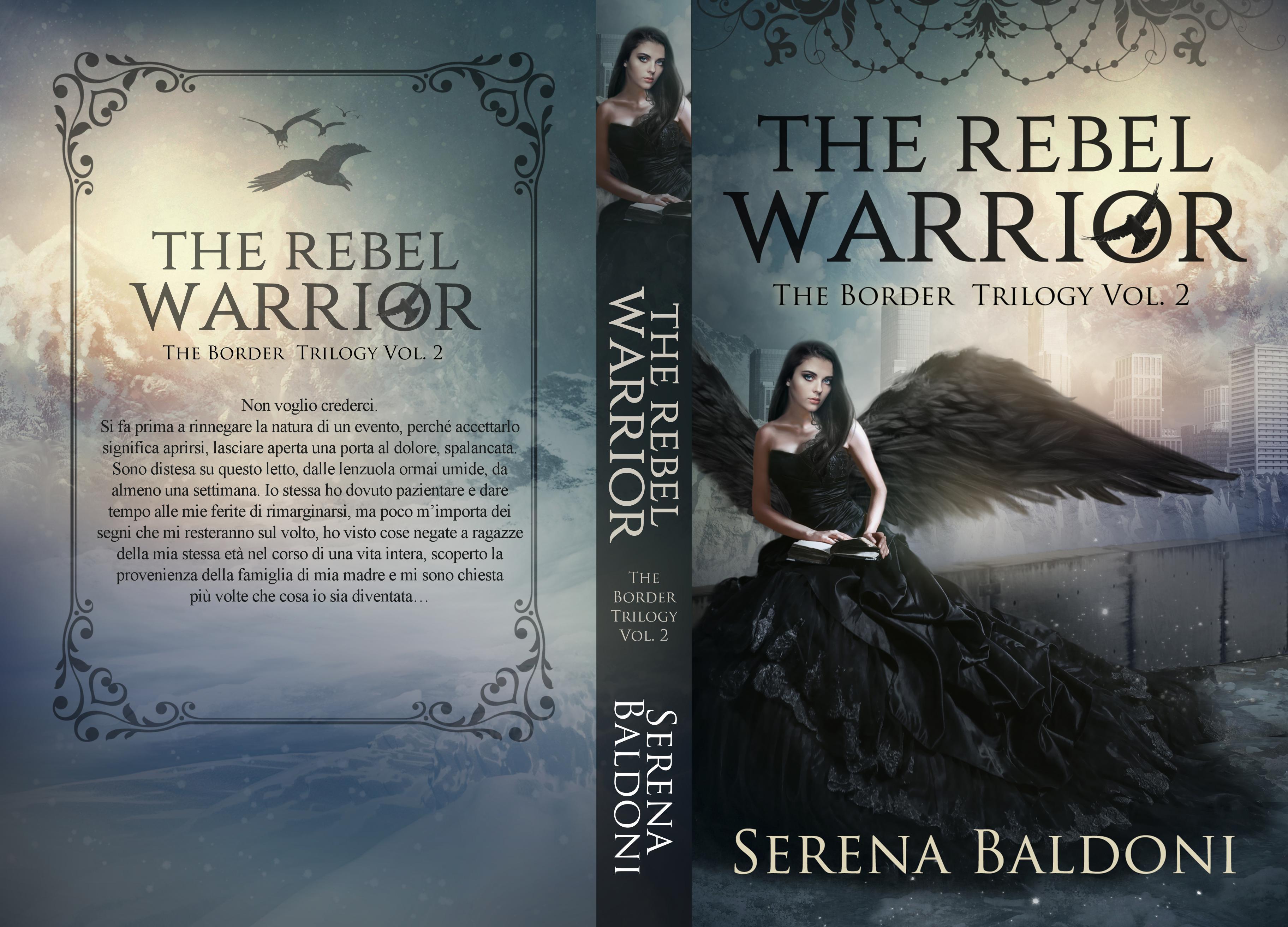 The Rebel Warrior – The Border Trilogy