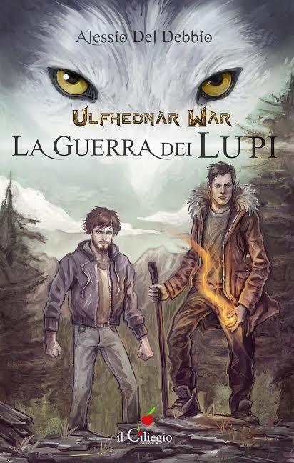 """Presentazione libro """"La guerra dei lupi"""" di Alessio Del Debbio"""